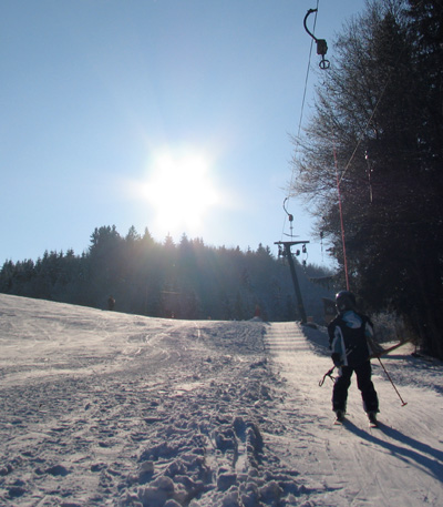 Skilift Beuerberg